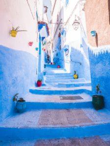 landmarks of Morocco