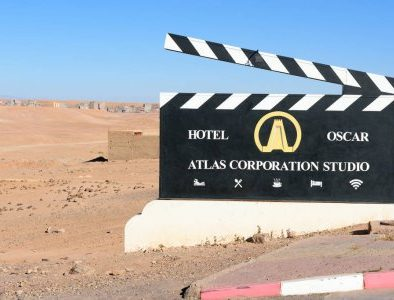 Morocco movie studios