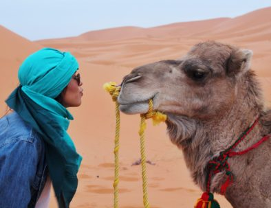 Join ou tour 4 days tour from Fes to Marrakech and enjoy you Camel ride