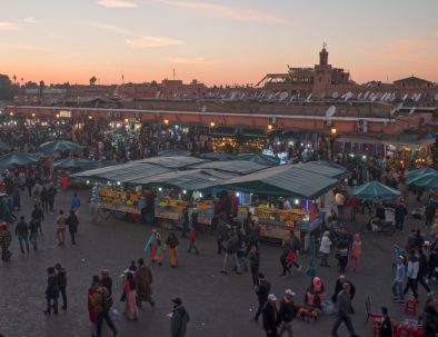 Marrakech imperial city