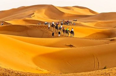 camel ride in Morocco with 7 days tour
