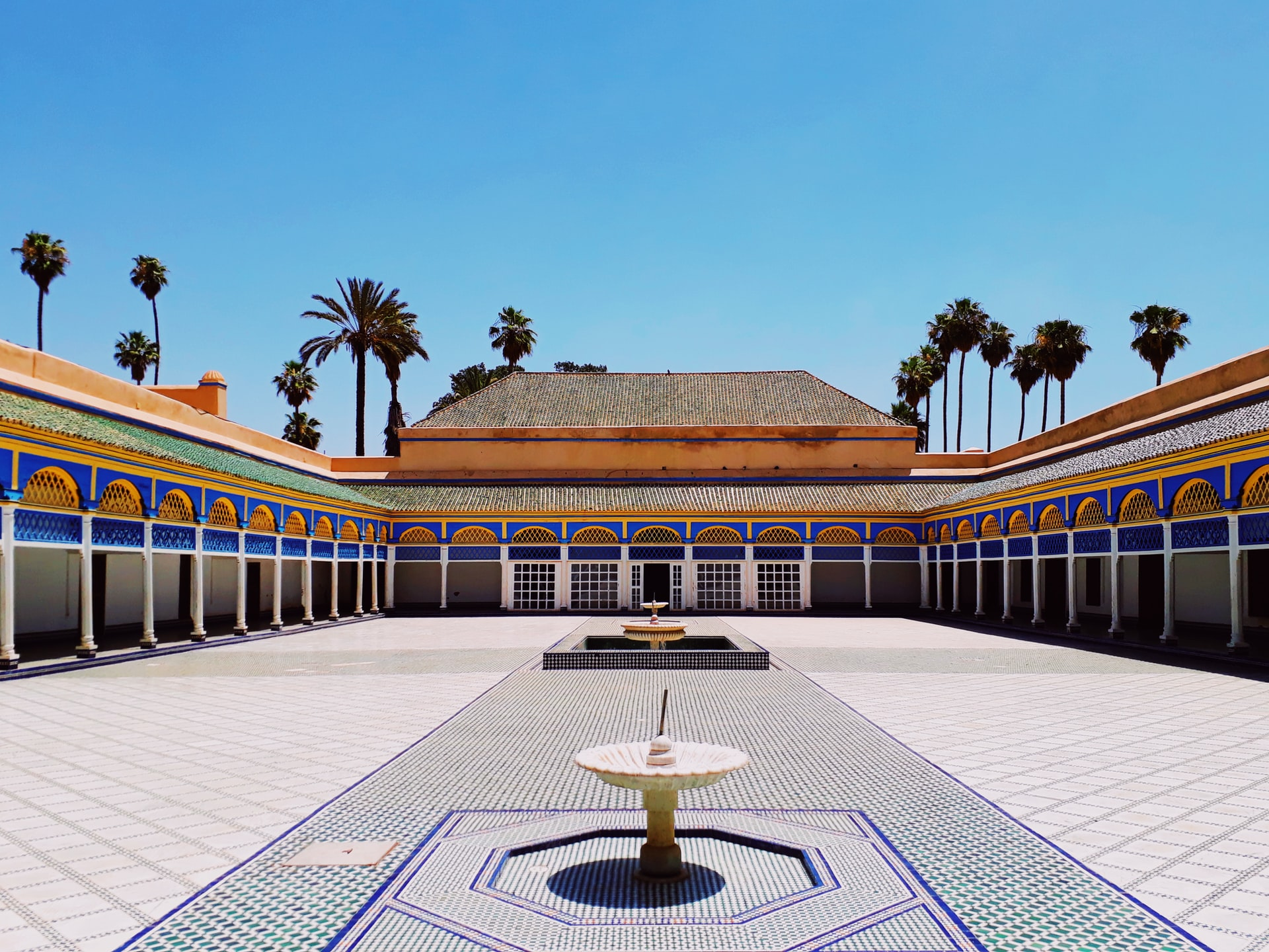 Morocco 1 week itinerary from Tangier to Marrakech