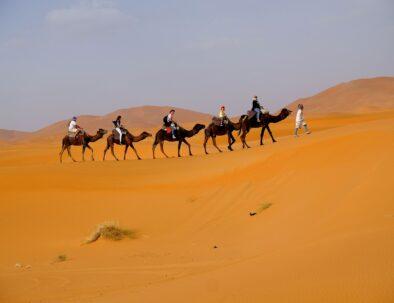 6 Days tour from Fes to Merzouga Desert