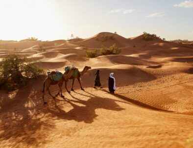 6 Days tour from Marrakech to Fes