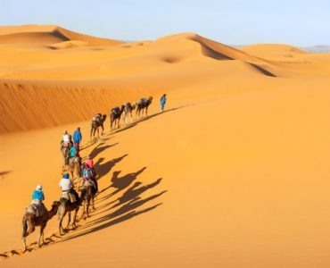 desert tours from marrakech in 7 days